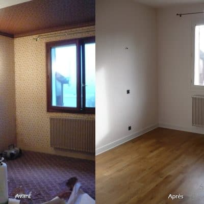 Rénovation appartement