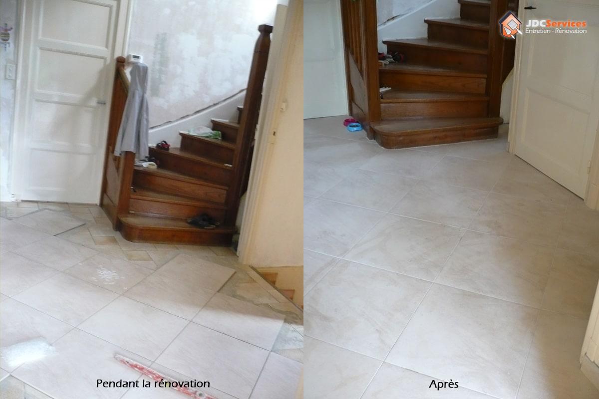 Carrelage Sol Interieur Renovation jdc-services: carreleur dijon et sa région | faïence